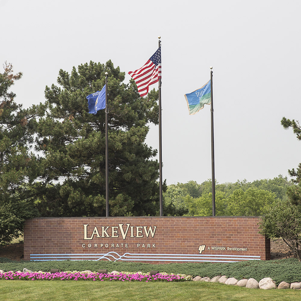 LakeView Corporate Park - Feature